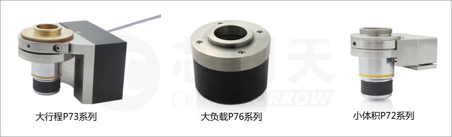 压电物镜定位器3